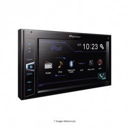 RADIO PIONEER MVH-AV295BT PANT. TACTIL 6,2 PULG. AM/FM/USB/BLUETOOH