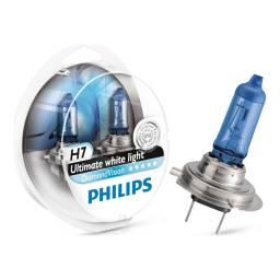 LAMPARA H7 PHILIPS DIAMOND VISION 12V 55W PACK X2