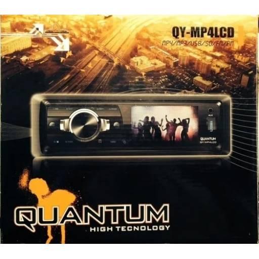 """RADIO QUANTUM PANTALLA 3"""" CON BLUETOOTH / USB/ FM / AM"""