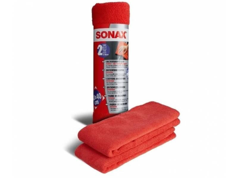 PAÑO MICROFIBRA EXTERIOR SONAX