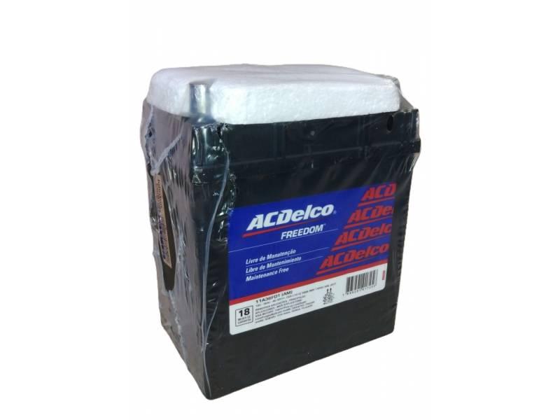 BATERIA ACDELCO 12V 36 Amp. POSITIVO (+) DERECHO